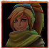 Lucie Hero Portrait