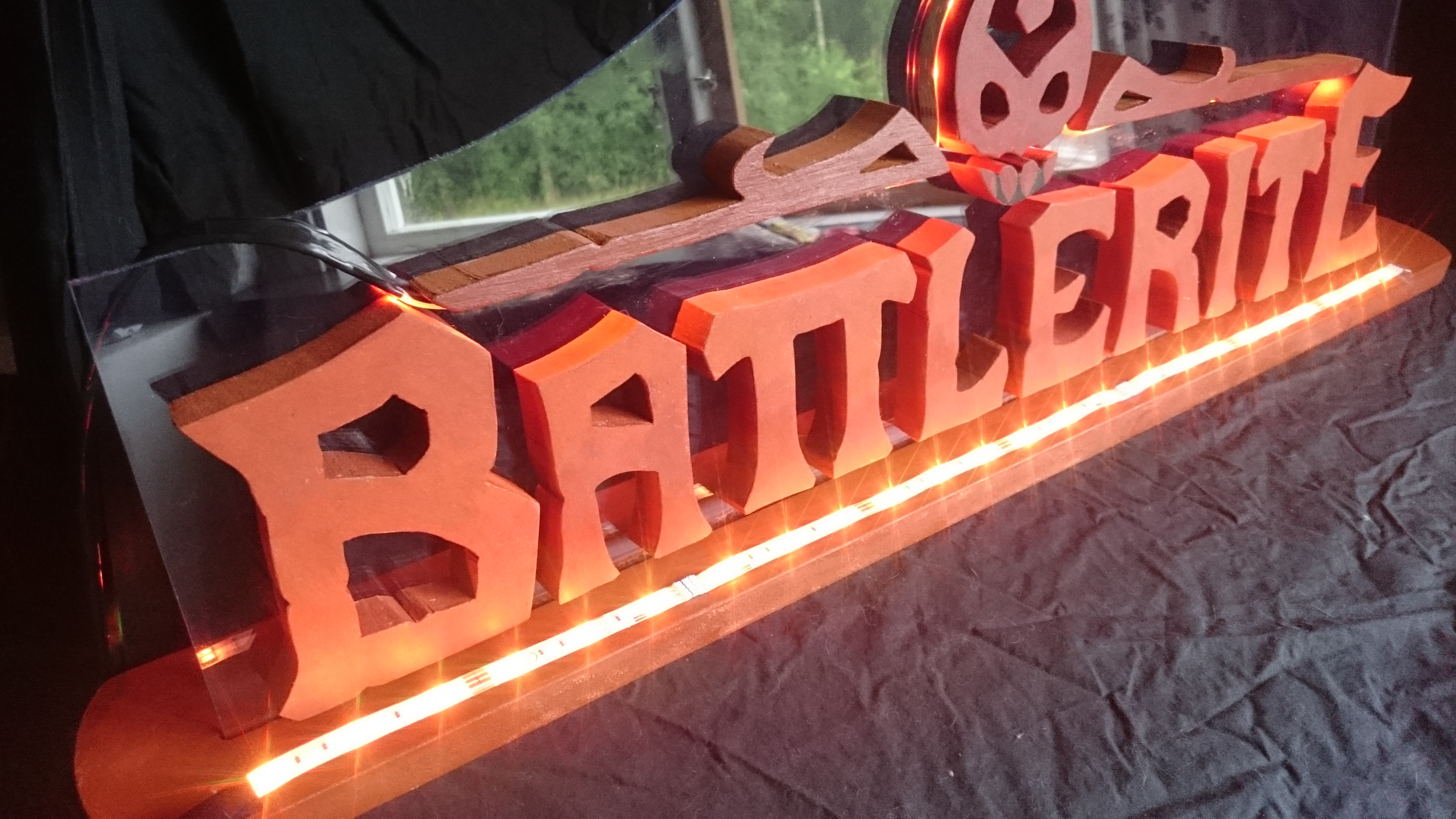 Daniel Battlerite Decoration